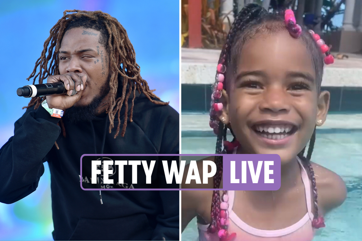 Fetty Wap daughter dead updates – Rapper's daughter Lauren Maxwell with Turquoise Miami dead at age 4