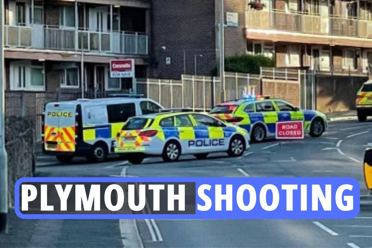 Keyham death toll at five as 'gunman shoots himself' in serious incident but 'not terror related'