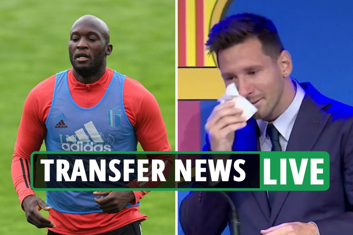 Lionel Messi received shock Tottenham offer, Lukaku 'flying to UK' to join Chelsea, Kane in Nuno talks – transfer news
