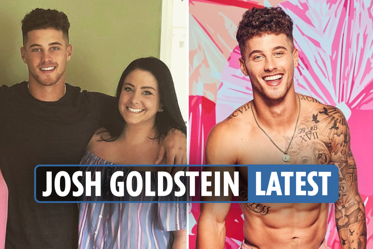 Love Island's Josh Goldstein sister death latest – Star quits show with girlfriend Shannon St. Claire after tragic news