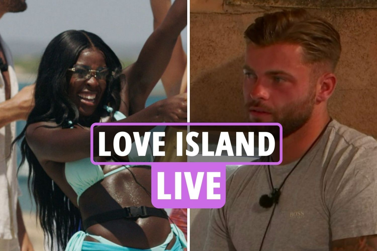 Love Island 2021 LIVE: Jake and Kaz at risk of being DUMPED as Abi, Mary, Dale and Tyler also face exit