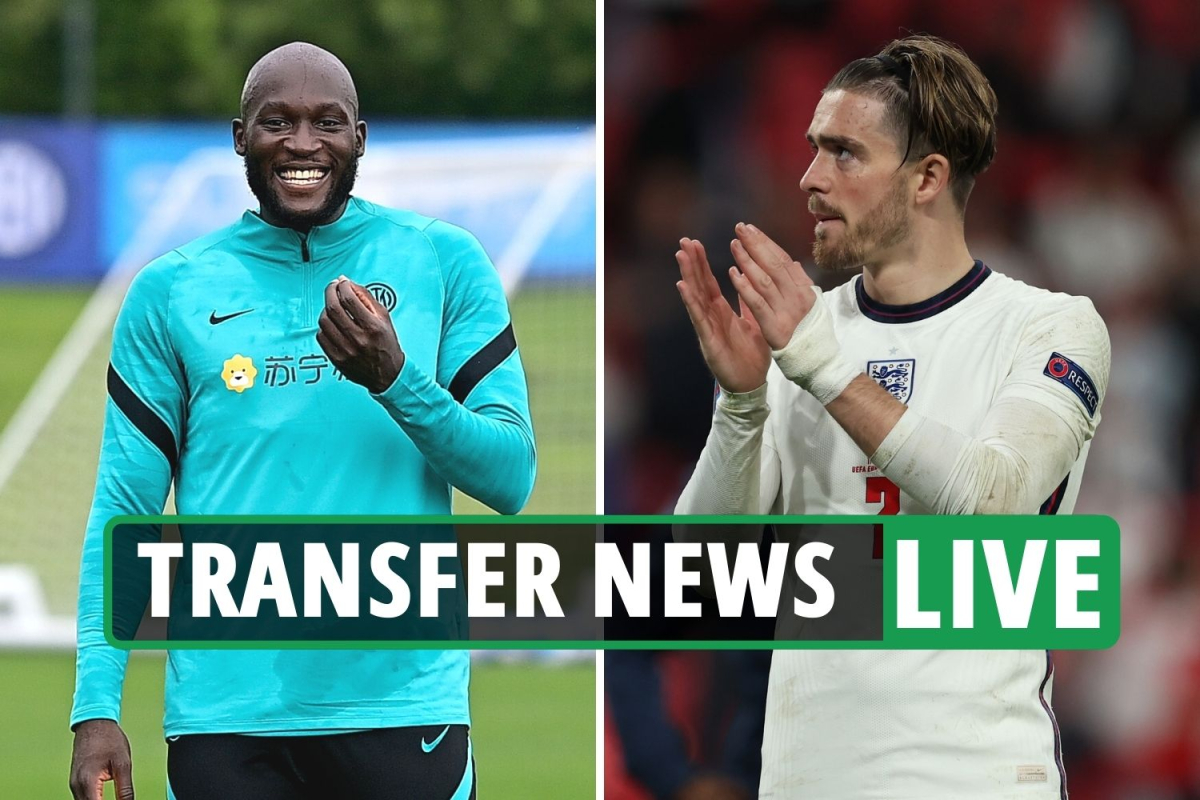 Lukaku 'to join Chelsea in 48 hours', Grealish Man City medical, Messi Barcelona contract latest – transfer news live