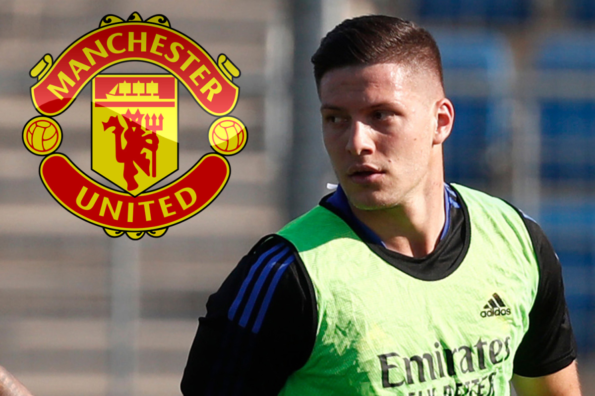 Man Utd 'in late Luka Jovic transfer discussions' as Real Madrid set £35m price tag for flop striker this summer