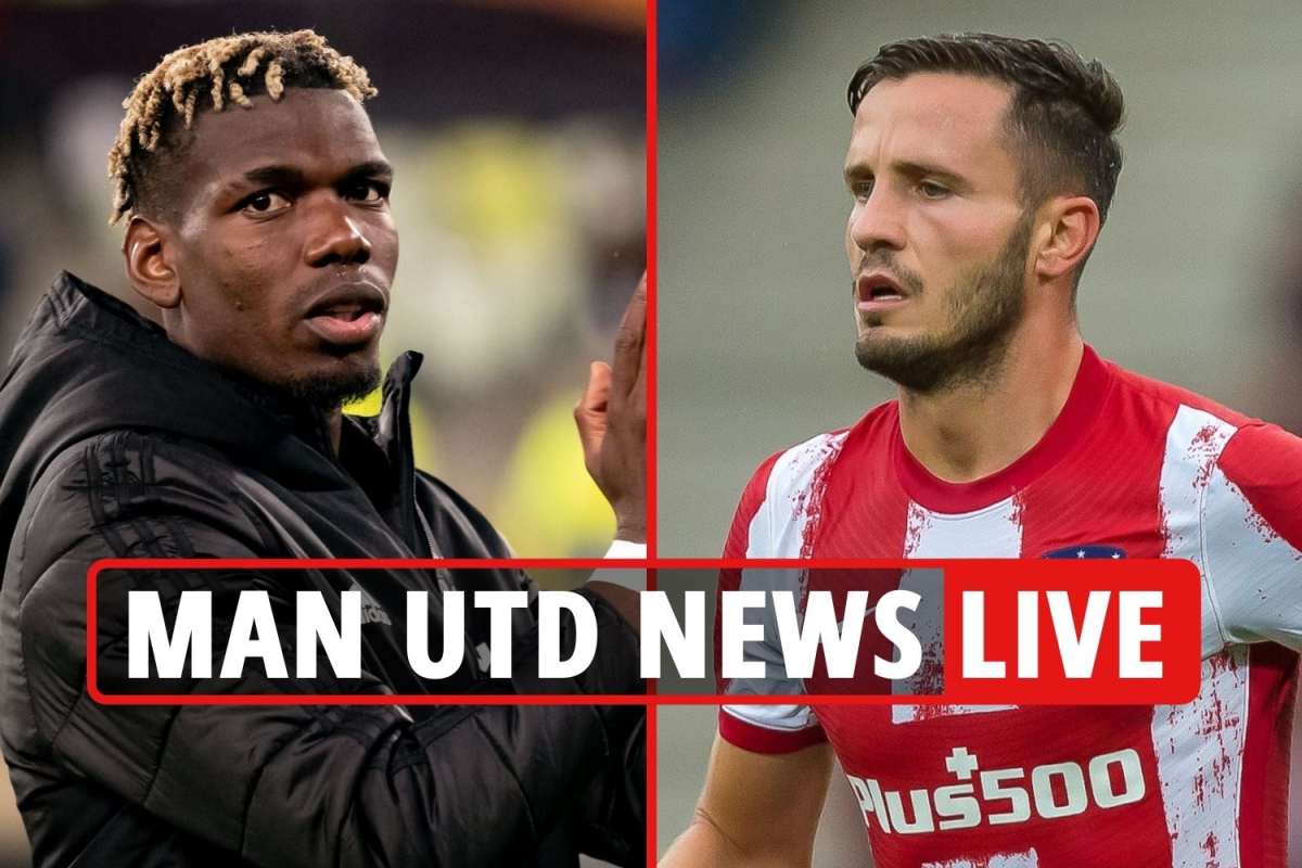 Man Utd transfer news LIVE: Saul Niguez update, Pogba contract latest, Harry Kane move back on, Haaland EXCLUSIVE