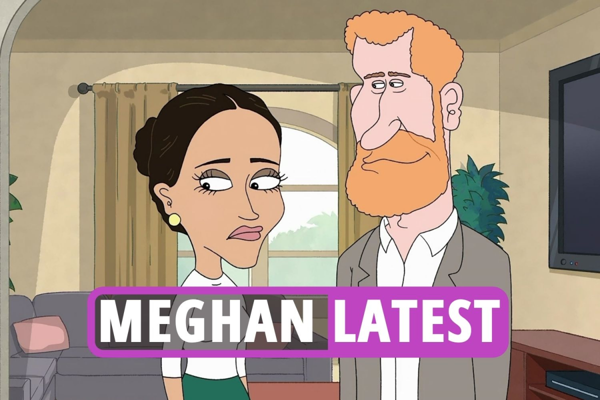 Meghan Markle latest news – Prince Harry and Duchess ridiculed in 'disgusting' HBO animation series 'The Prince'