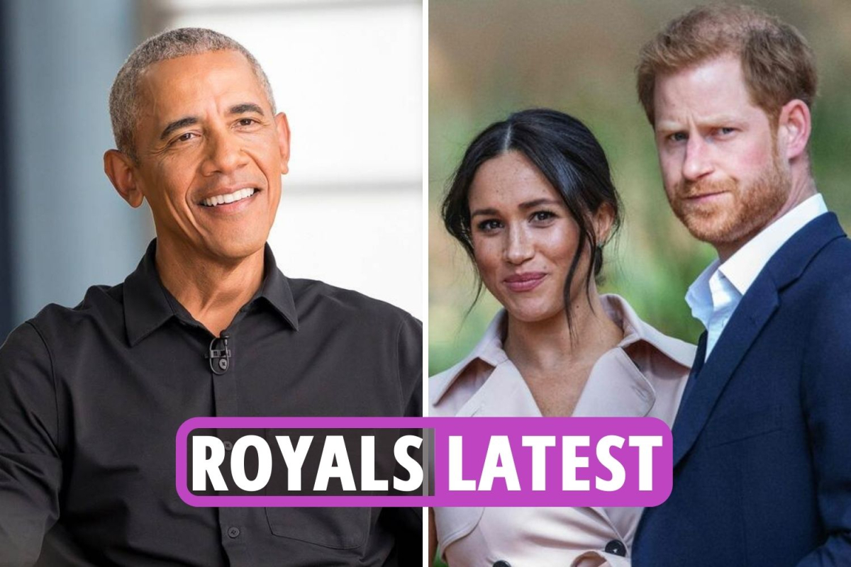 Royal Family news – Utter HUMILIATION for Meghan and Harry 'as Barack & Michelle Obama choose Team Queen over Sussexes'