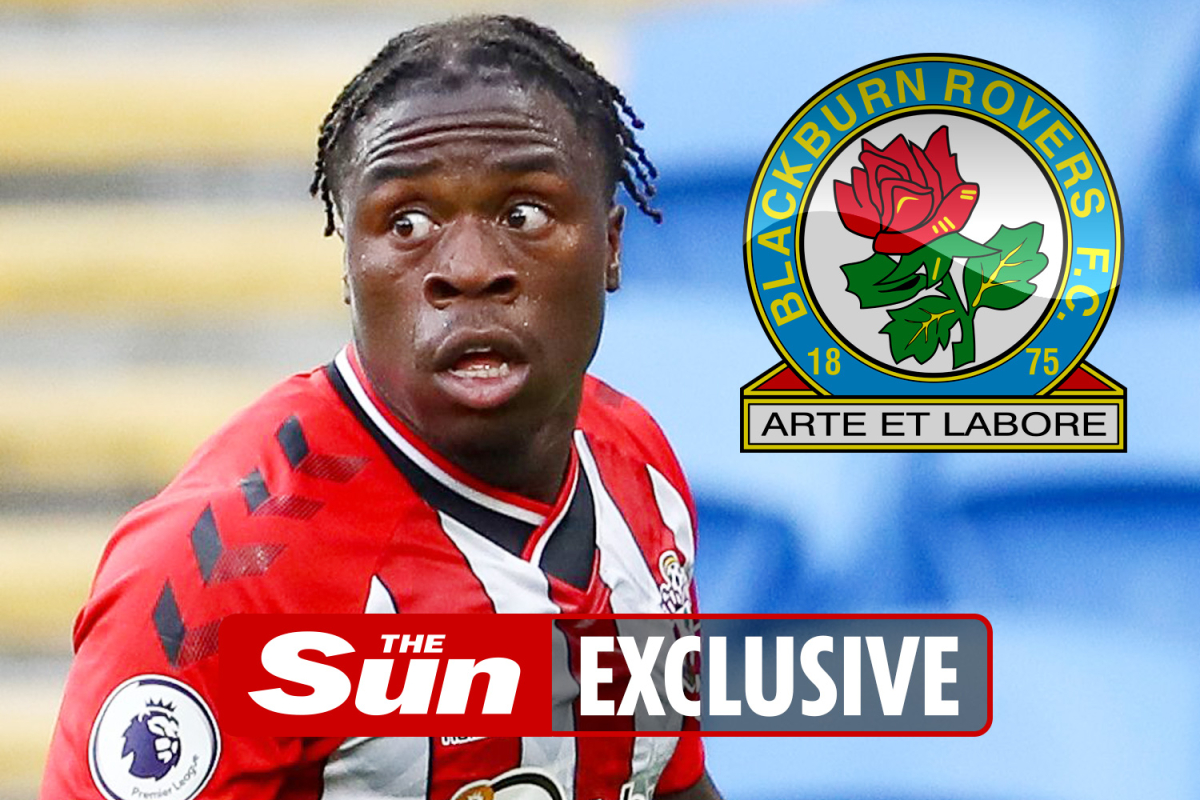 Southampton demanding £6m transfer fee for Michael Obafemi with Blackburn eyeing attacker as contract runs down