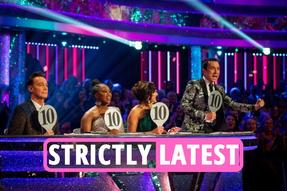 Strictly Come Dancing lineup 2021 – Show in CHAOS as filming stopped due to covid after Dan Walker named new contestant