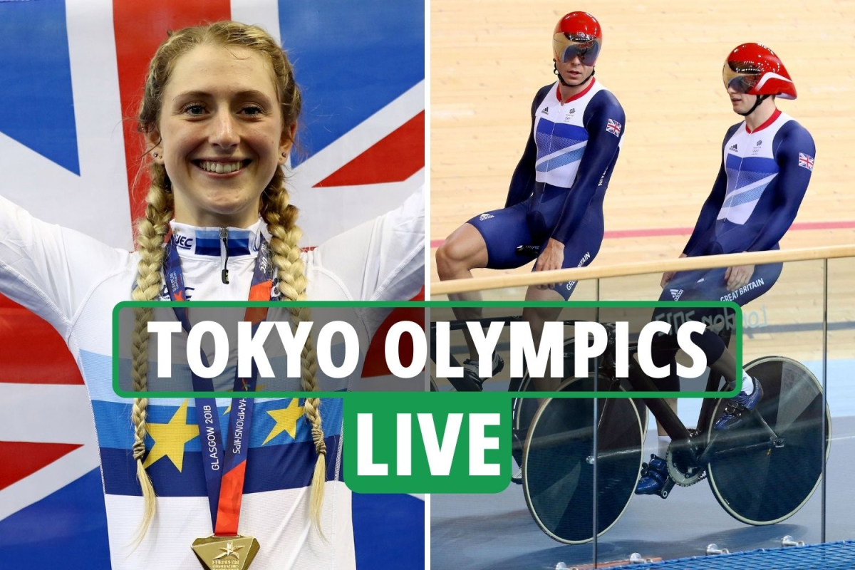 Tokyo Olympics LIVE RESULTS: Laura and Jason Kenny in track cycling action, Gemili 200m heats – Day 10 latest updates