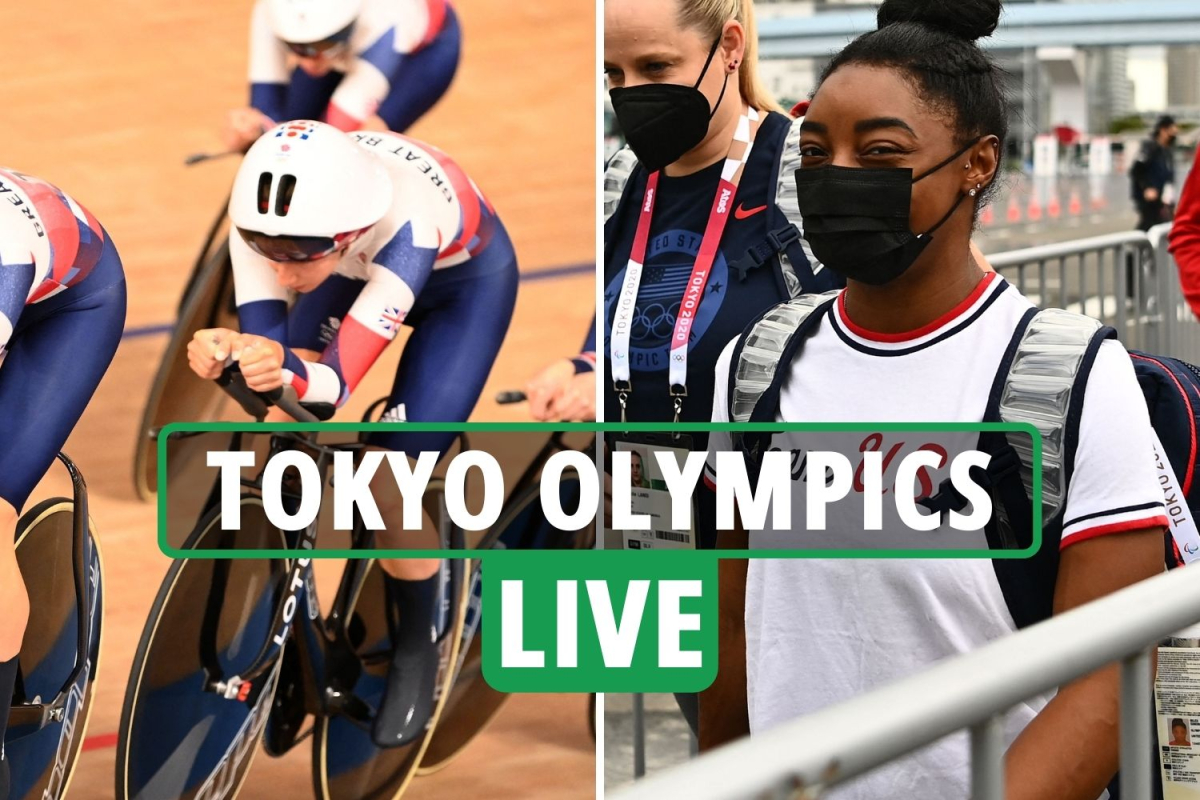 Tokyo Olympics LIVE RESULTS: Simone Biles return LATEST, Team GB secure first equestrian eventing GOLD in 49 years