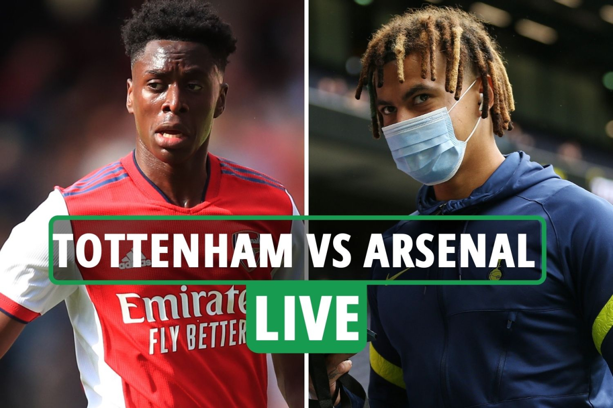 Tottenham vs Arsenal LIVE: Stream, TV channel, team news, kick-off time as Lokonga STARTS pre-season clash – latest
