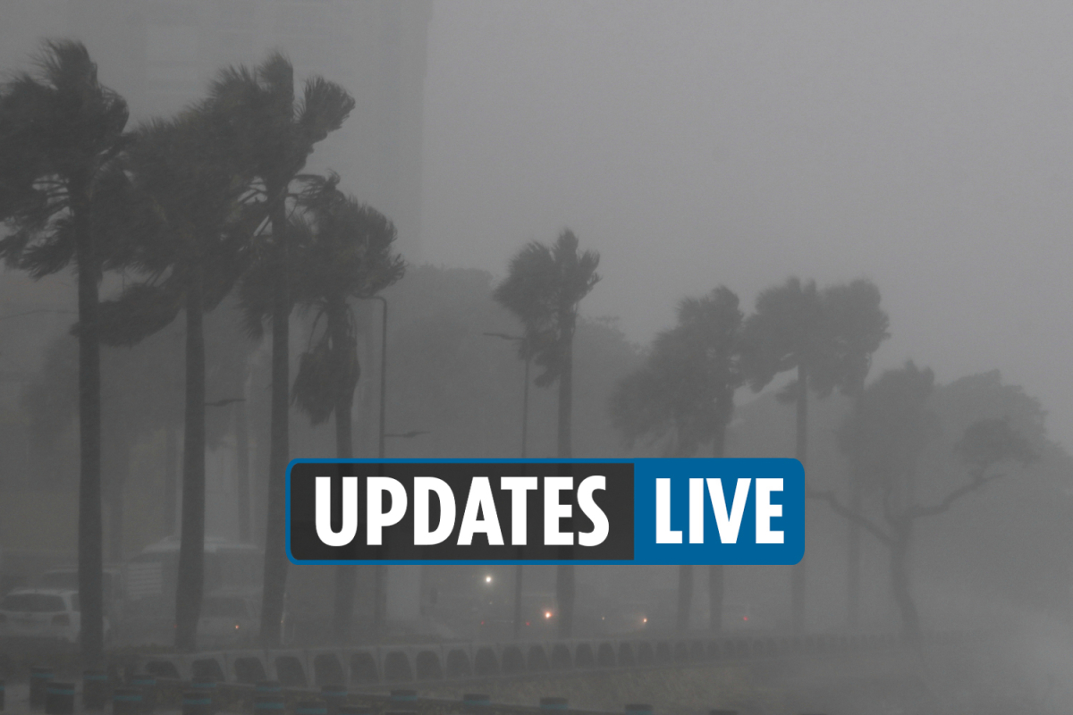 Tropical Storm Fred track LIVE – Florida & Miami radar shows depression's path moving toward the Keys & west of state