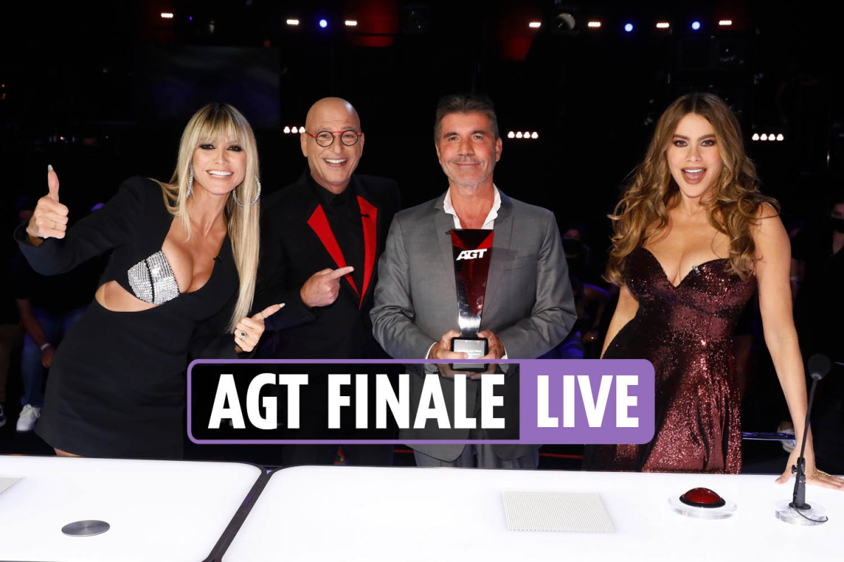 America's Got Talent finale LIVE – Season 16 finalists take to stage TONIGHT with 4 Golden Buzzer hopefuls in running