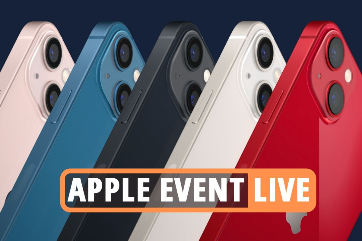 Apple event LIVE: New iPhone 13 officially launched alongside Apple Watch 7 and iPad range – latest updates