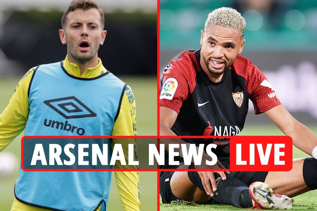 Arsenal transfer news LIVE: Wilshere return LATEST, Aubameyang could be replaced by Sevilla star En-Nesyri, Conte LATEST