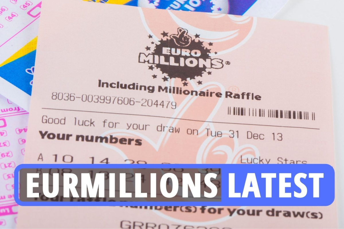 EuroMillions draw LATEST: Huge £22m jackpot TONIGHT after no winner scoops National Lottery Set For Life's top prize