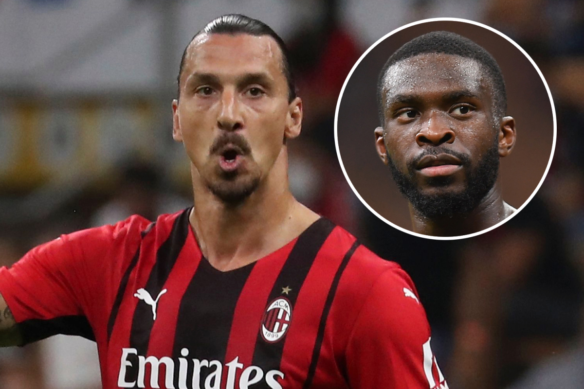 Ex-Chelsea star Tomori warns there is 'trouble' if Ibrahimovic's team-mates don't 'pull weight' – even in FOOT-GOLF