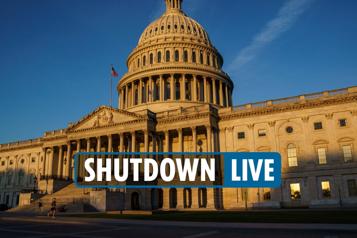 Government shutdown 2021 LIVE – Federal crisis possible after bill blocked with Thursday, September 30, deadline looming