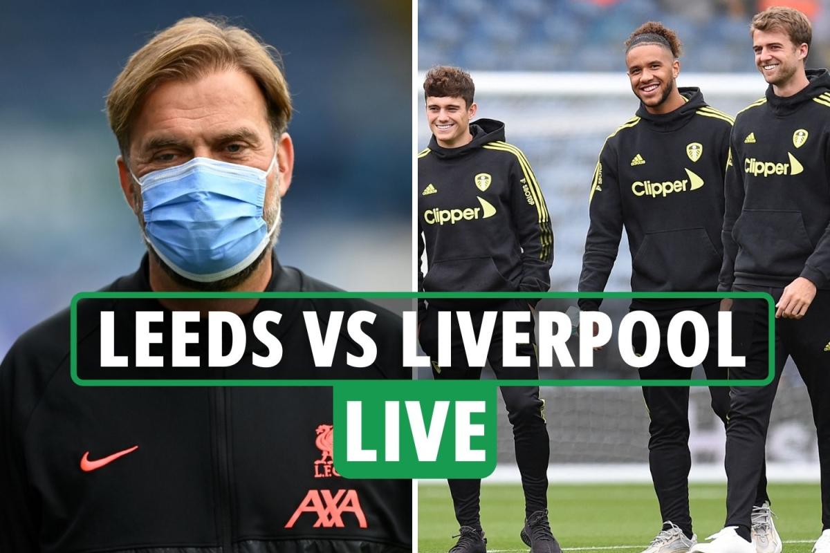 Leeds vs Liverpool LIVE: Stream, TV channel, team news as Jurgen Klopp's side visit Elland road – latest updates