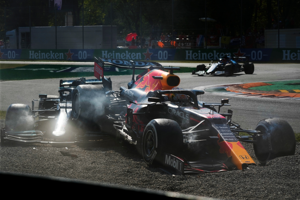 Lewis Hamilton and Max Verstappen 'very likely' to crash again this season as rivalry heats up, says F1 drivers' chief