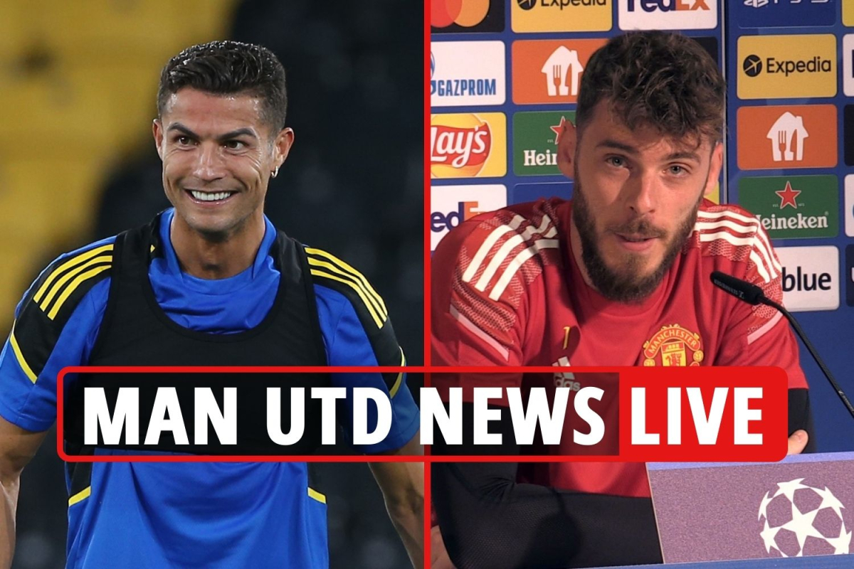 Man Utd news LIVE: Cristiano Ronaldo hails United fans ahead of Young Boys clash, Neville says pal is greatest EVER
