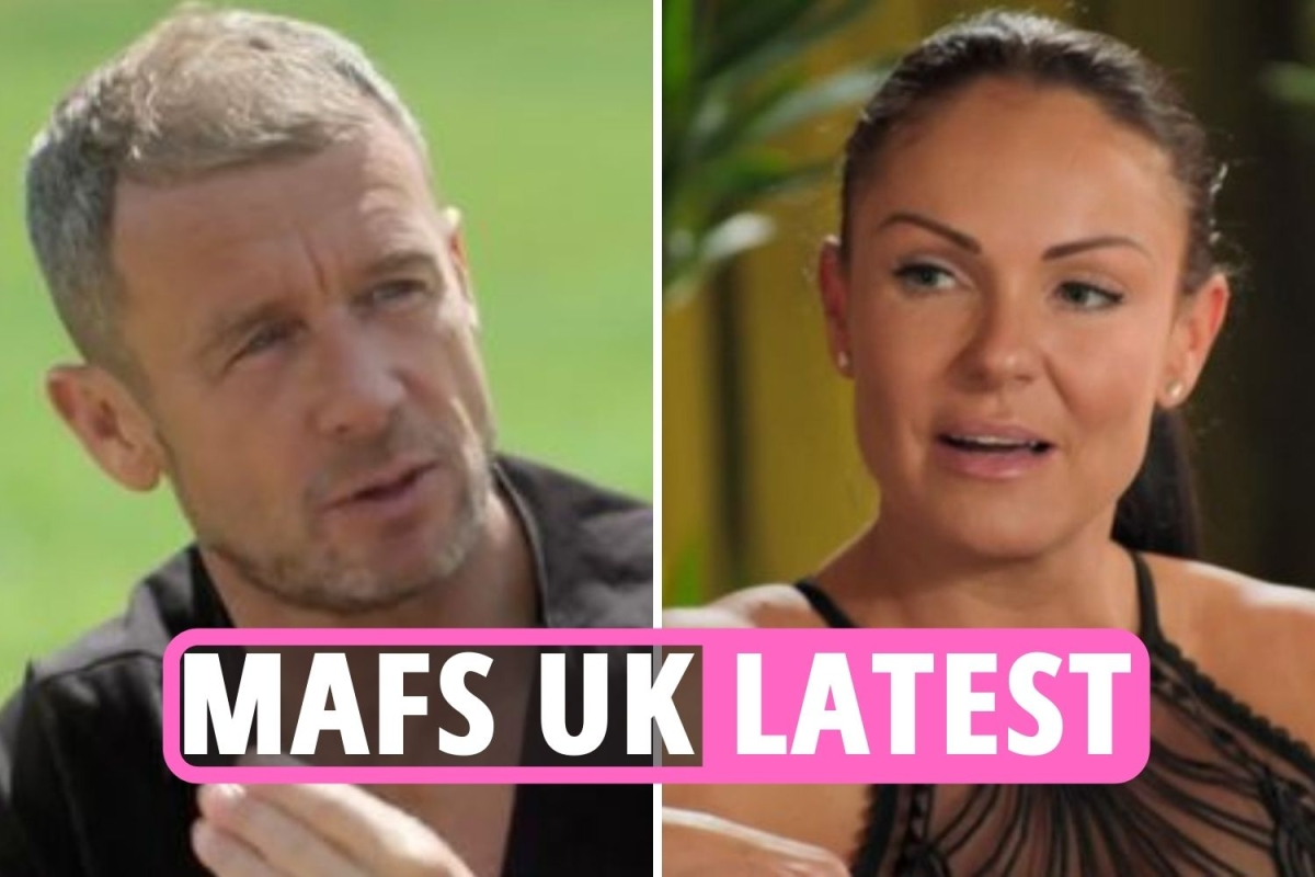 Married At First Sight UK 2021 LATEST: Franky says he's 'falling in love' with Marilyse & Megan sparks feud with Alexis