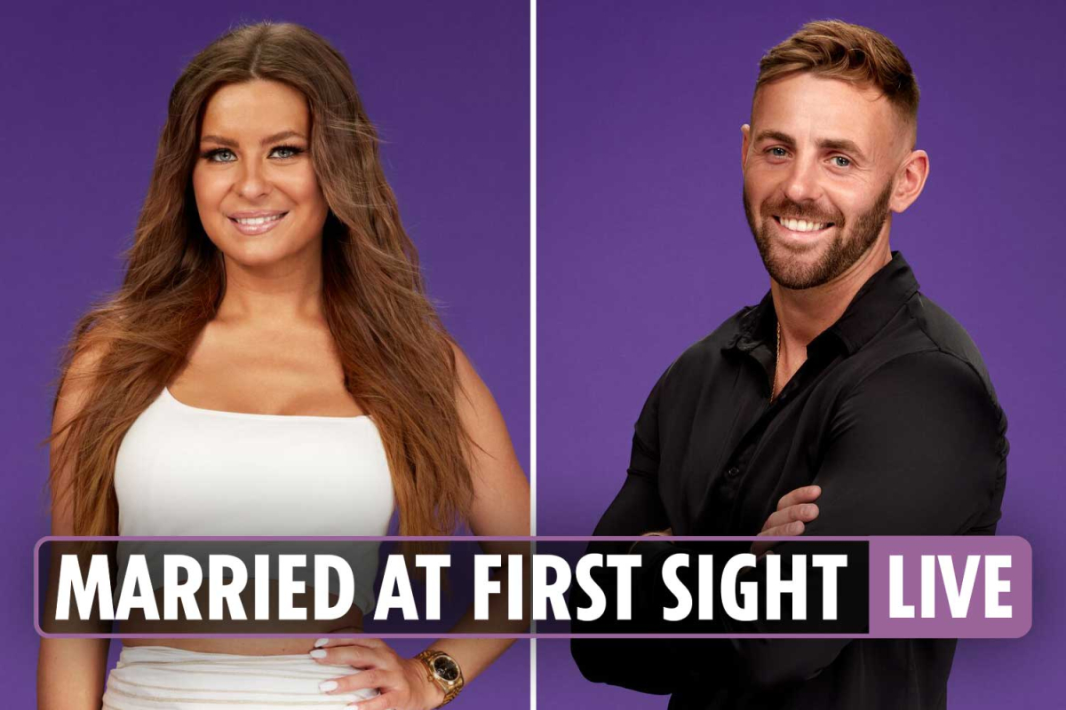 Married At First Sight UK 2021 LATEST: Tayah and Adam baby bombshell as Megan confronted by Alexis for kissing Jordan