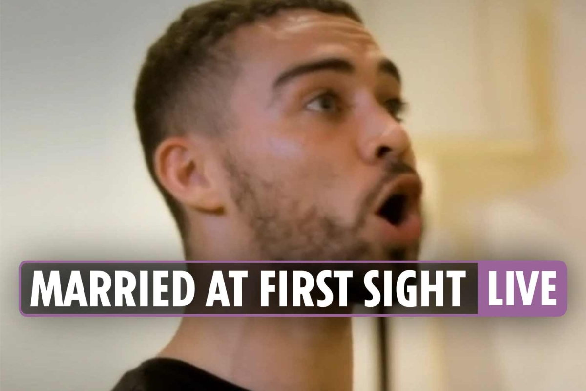 Married At First Sight UK latest: Ant slammed for leading Alexis on by expert Mel as Bob and Megan leave the experiment