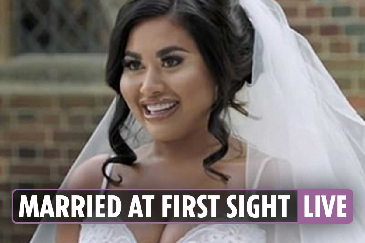 Married at First Sight UK latest – Nikita slammed as 'vile' with fans calling for exit as Franky makes cringe speech