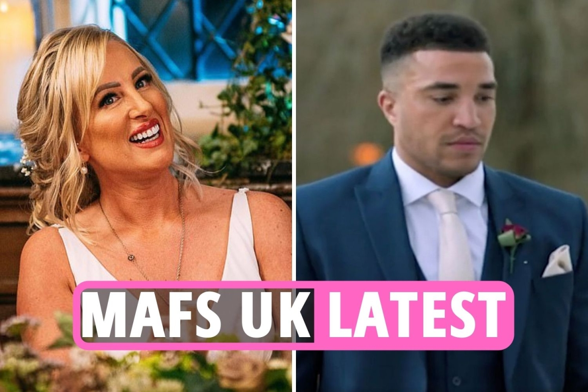 Married at First Sight UK latest – Sobbing Morag blasted by fans as Josh accuses her of LYING about sliding into her DMs