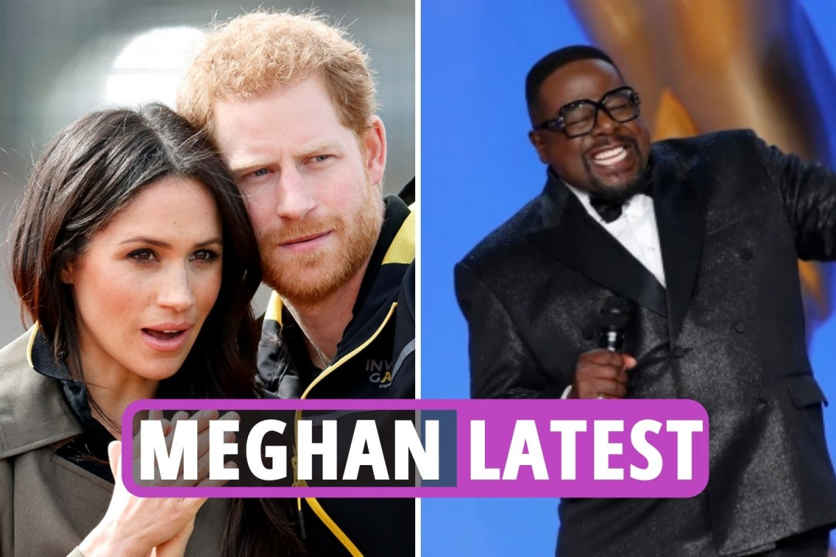 Meghan Markle latest news – Duchess HUMILIATED at Emmy Awards 2021 as Cedric the Entertainer rips into her and Harry
