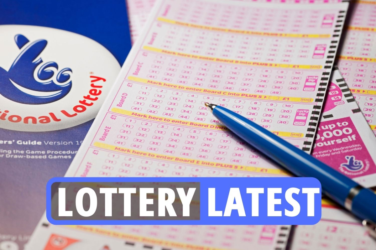 National Lottery results LIVE: Lotto jackpot draw at £5.4million tonight after no winners of EuroMillions top prize