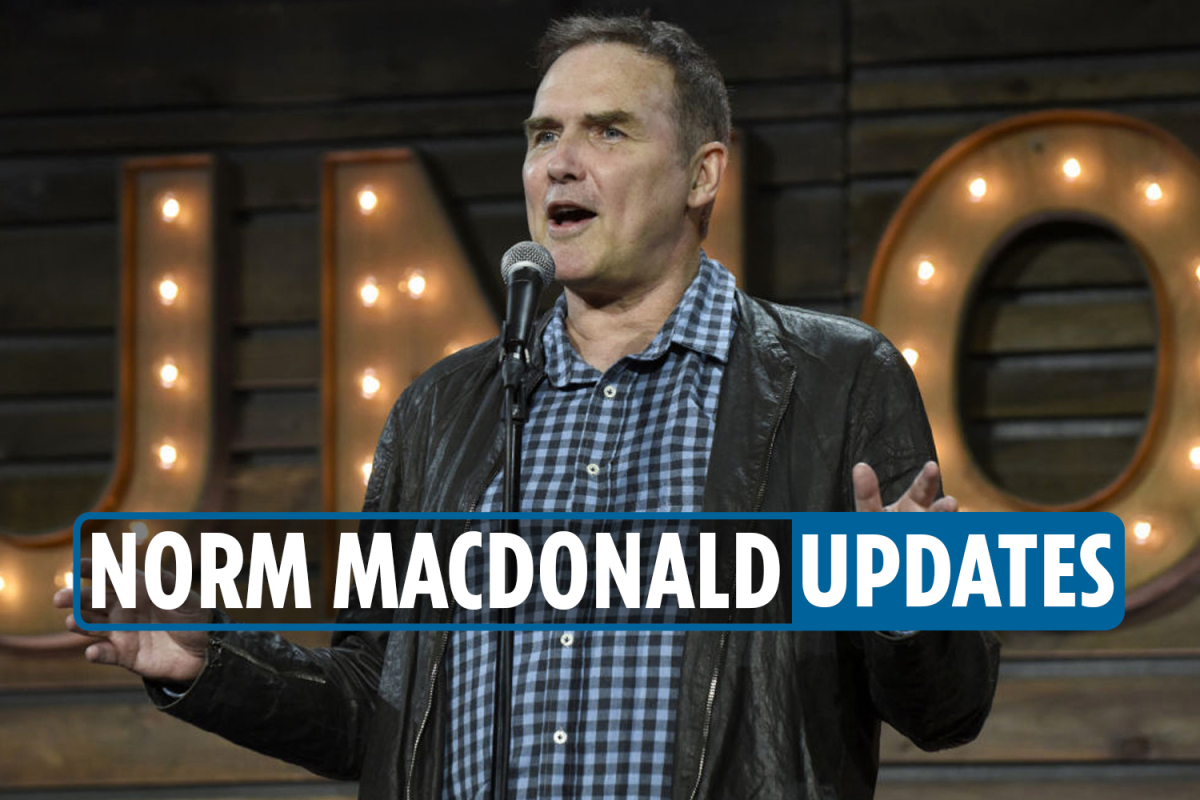 Norm Macdonald dead latest – Cancer revealed as cause of death for iconic SNL star with famous 'Turd Ferguson' character