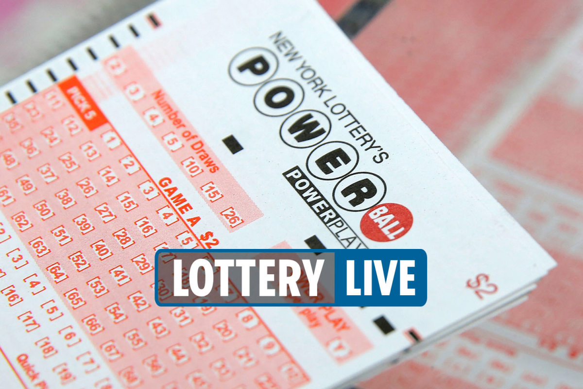 Powerball LIVE results – September 4 lottery numbers are drawn with $367m jackpot up for grabs