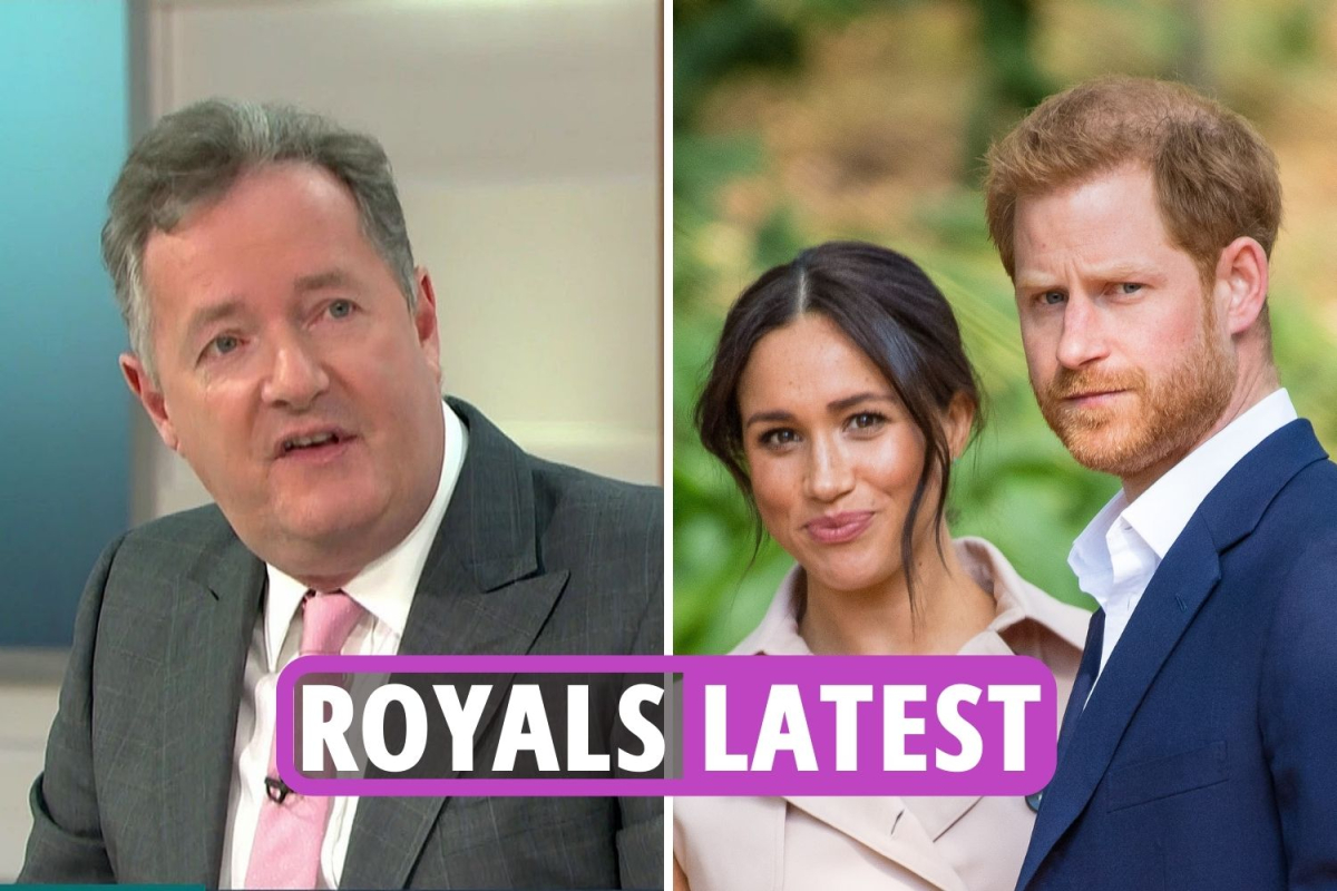 Royal Family news – Prince Harry & Meghan OWE £78,500 to charity as Piers Morgan slam Sussexes for 'trashing' the Queen