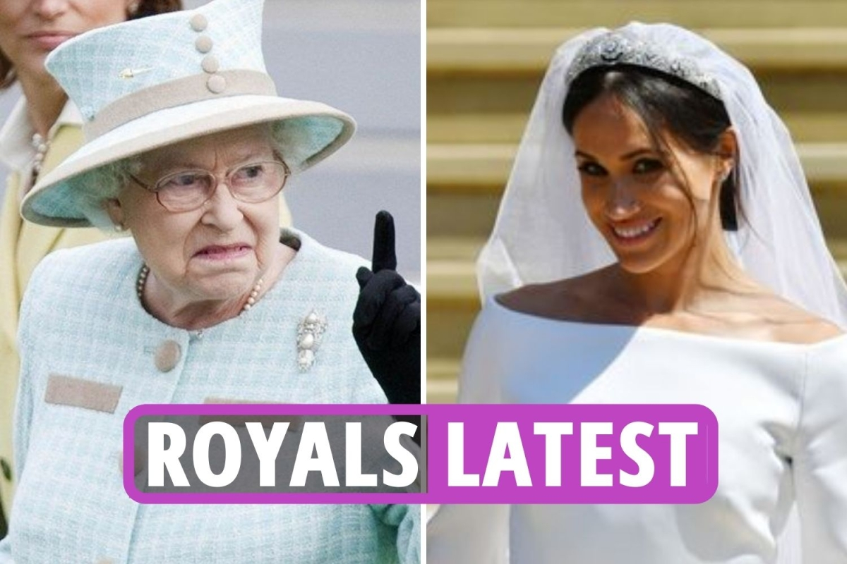Royal Family news latest – Queen 'BRUTALLY put Meghan Markle in her place during Duchess' ridiculous tiara tantrum'