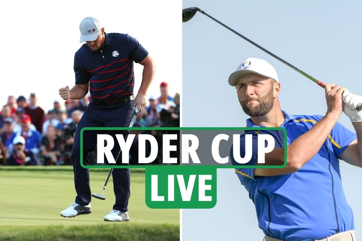 Ryder Cup 2021 LIVE SCORE: USA get off to perfect start to day 2 as Europe toil – stream, TV channel, latest updates