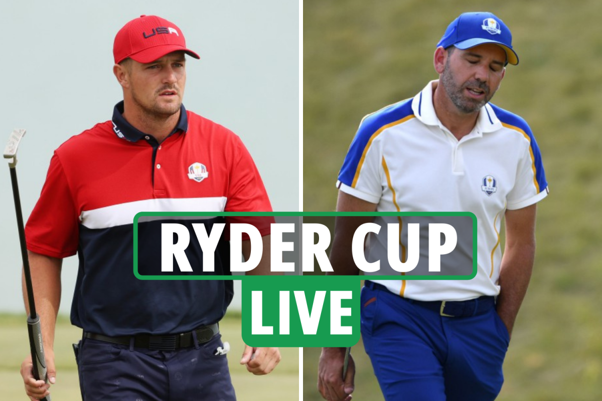 Ryder Cup 2021 LIVE SCORE: USA open HUGE 14-6 lead as they close in on triumph – stream, TV channel, latest updates