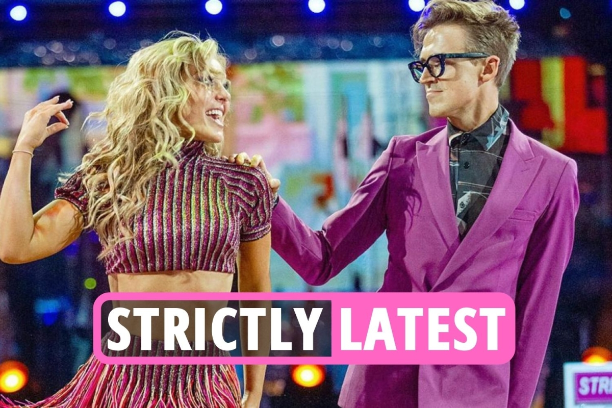 Strictly Come Dancing 2021 – Covid BOMBSHELL as star & partner infected & will miss show, plus Dan Walker 'collapses'