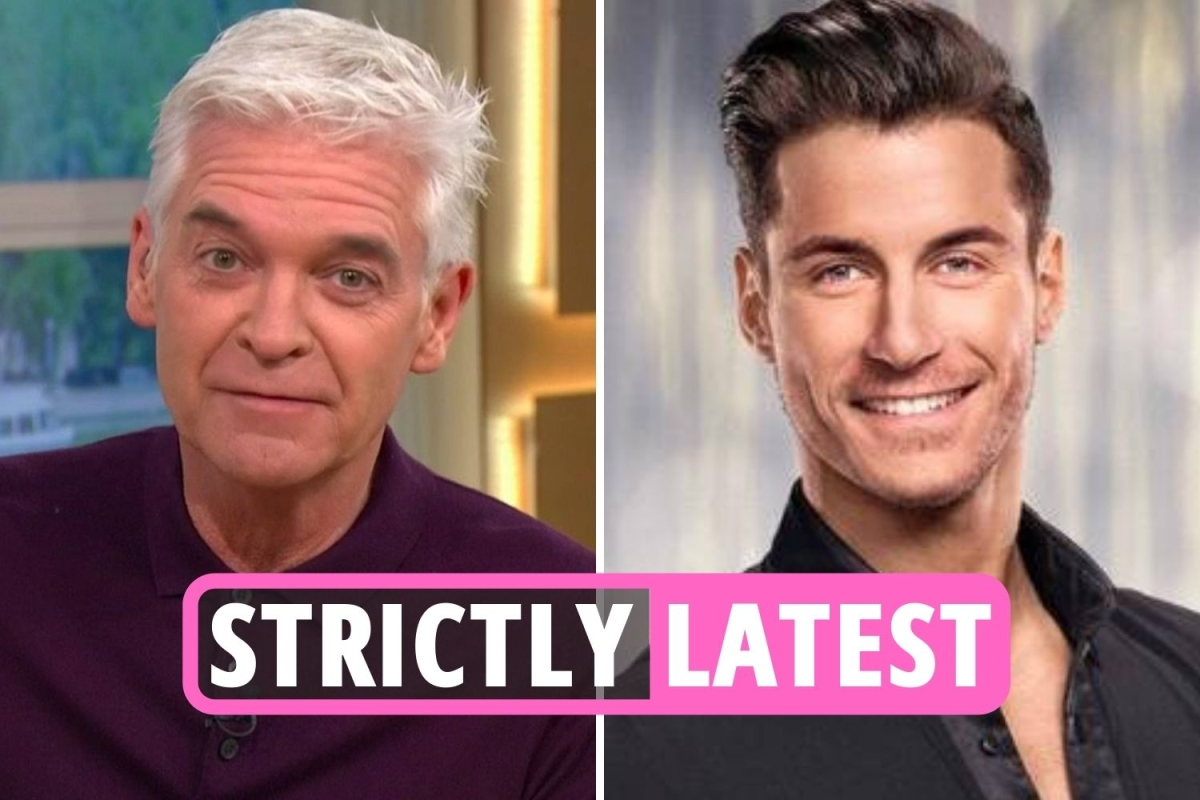 Strictly Come Dancing 2021 – Phillip Schofield sparks fury as Gorka breaks silence on covid vaccine row engulfing show