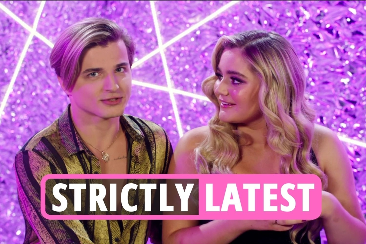 Strictly Come Dancing 2021 – Tilly Ramsay 'exhausted' after late-night training with Nikita Kuzman as pair grow closer