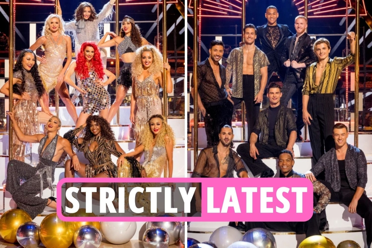 Strictly Come Dancing 2021 LIVE – Anti-vaccine pro dancers 'would rather QUIT than get jab' as covid row engulfs show