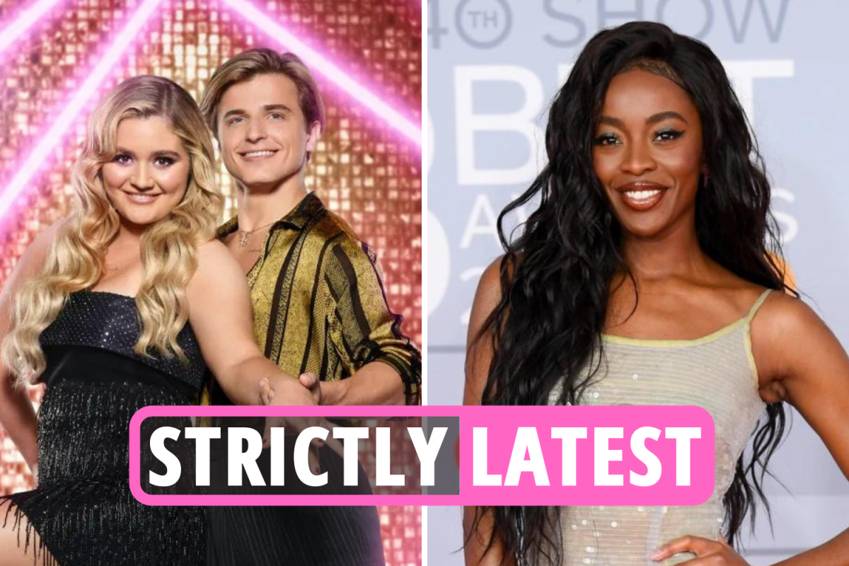 Strictly Come Dancing 2021: fans predict romance between Tilly and partner Nikita as AJ tops leaderboard