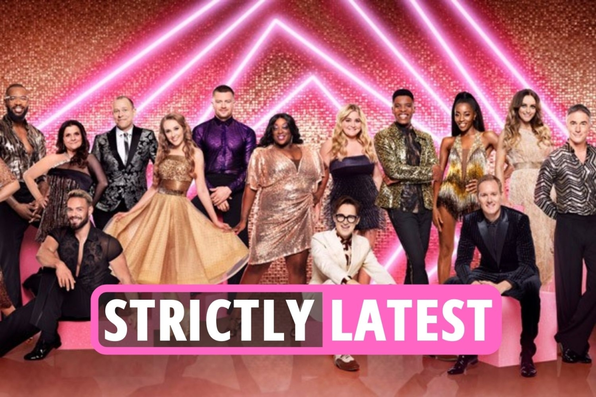 Strictly Come Dancing 2021 latest – Greg Wise reveals he 'popped his calf' during rehearsal as furious fans slam line-up