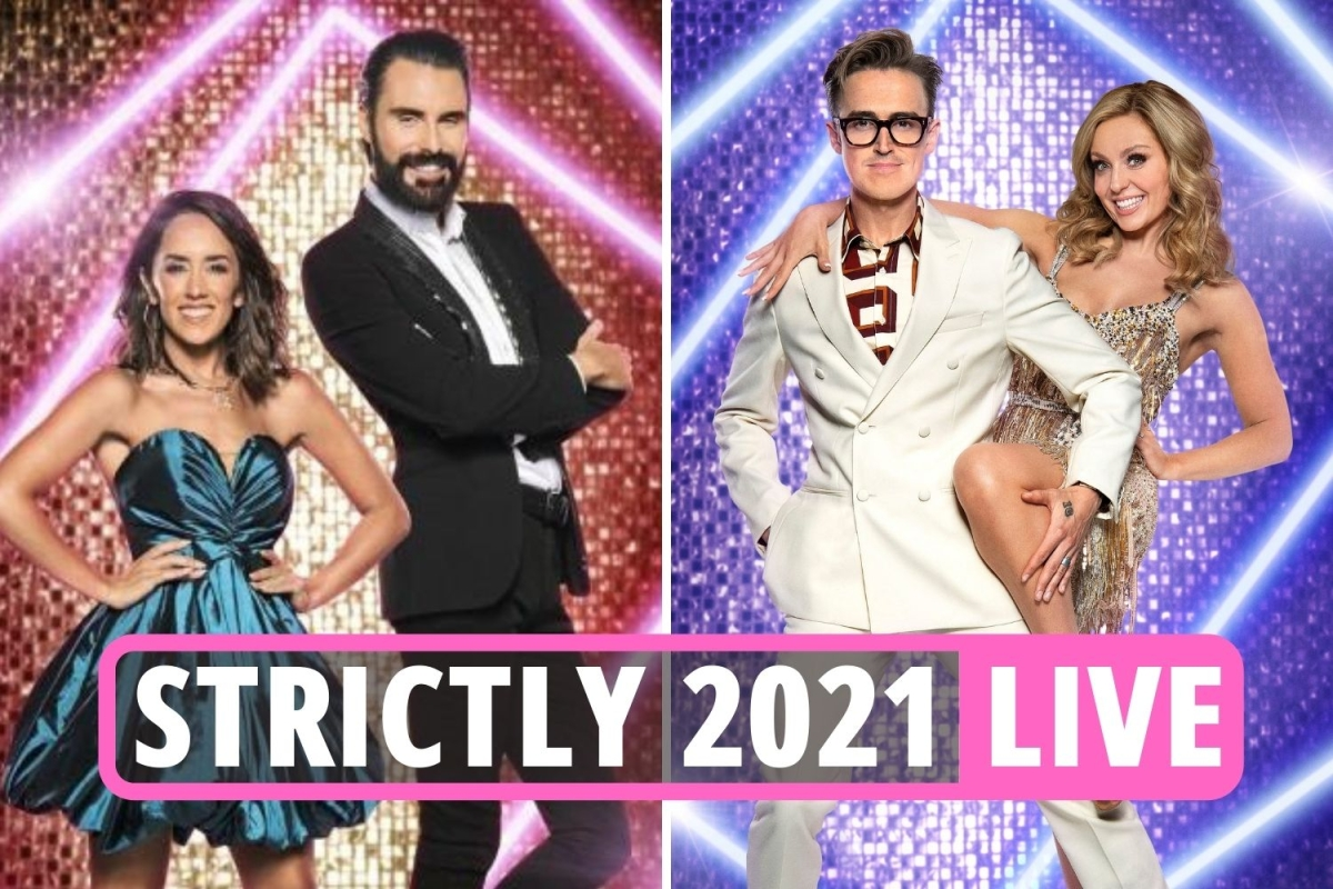 Strictly Come Dancing 2021 latest – Rylan Clark-Neal confirms Tom Fletcher & Amy Dowden return date on It Takes Two