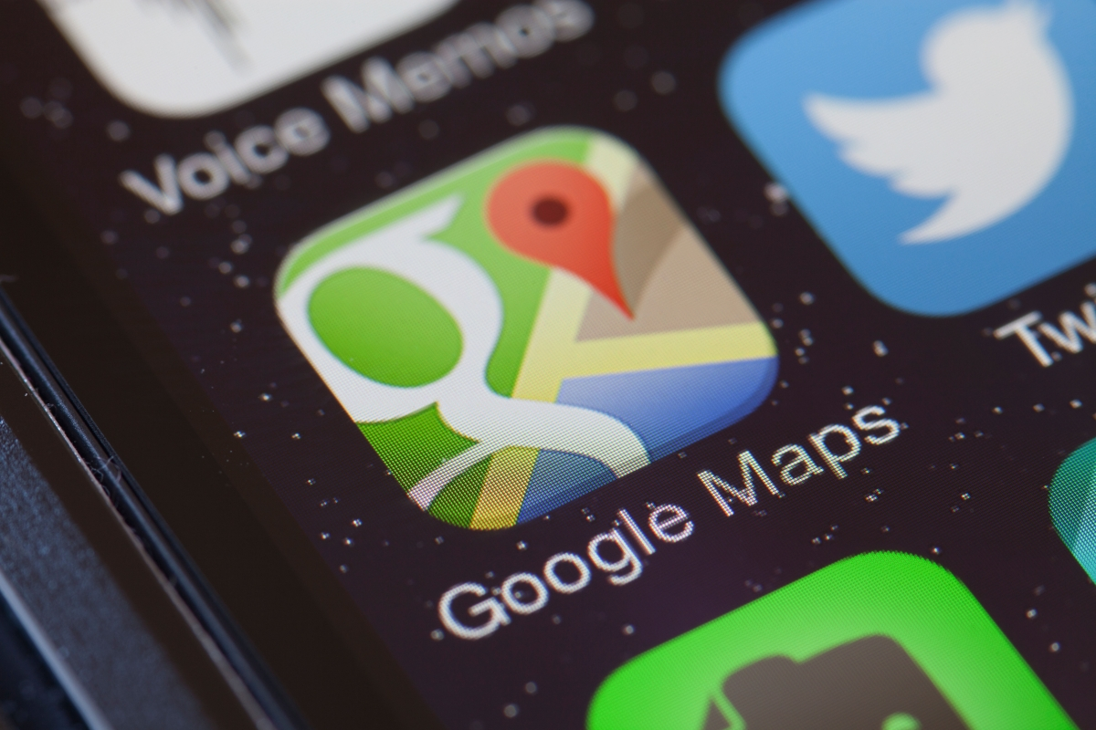 Terrifying 'Ghost of Google Maps' is haunting users with strange mystery voice that talks to you