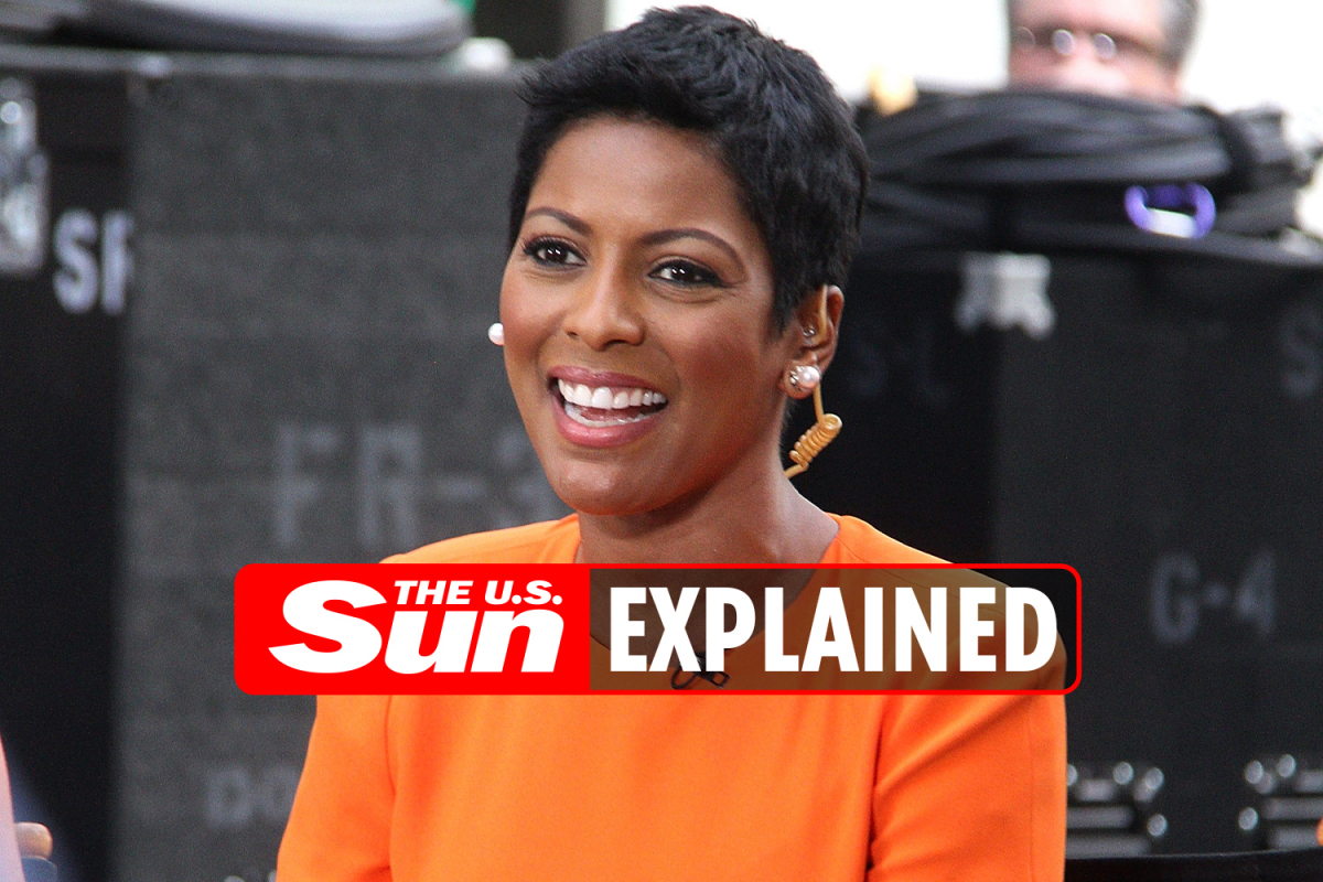 Was Tamron Hall fired from the Today show?