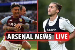 Arsenal news LIVE: QPR friendly WIN, Watkins and Calvert-Lewin EXCLUSIVE, Ek takeover LATEST – updates