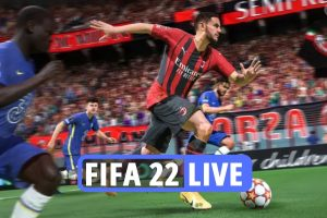 Fifa 22 LIVE – Ones to Watch released early plus cheapest place to buy for PS4, PS5, Xbox & PC, latest reviews & videos