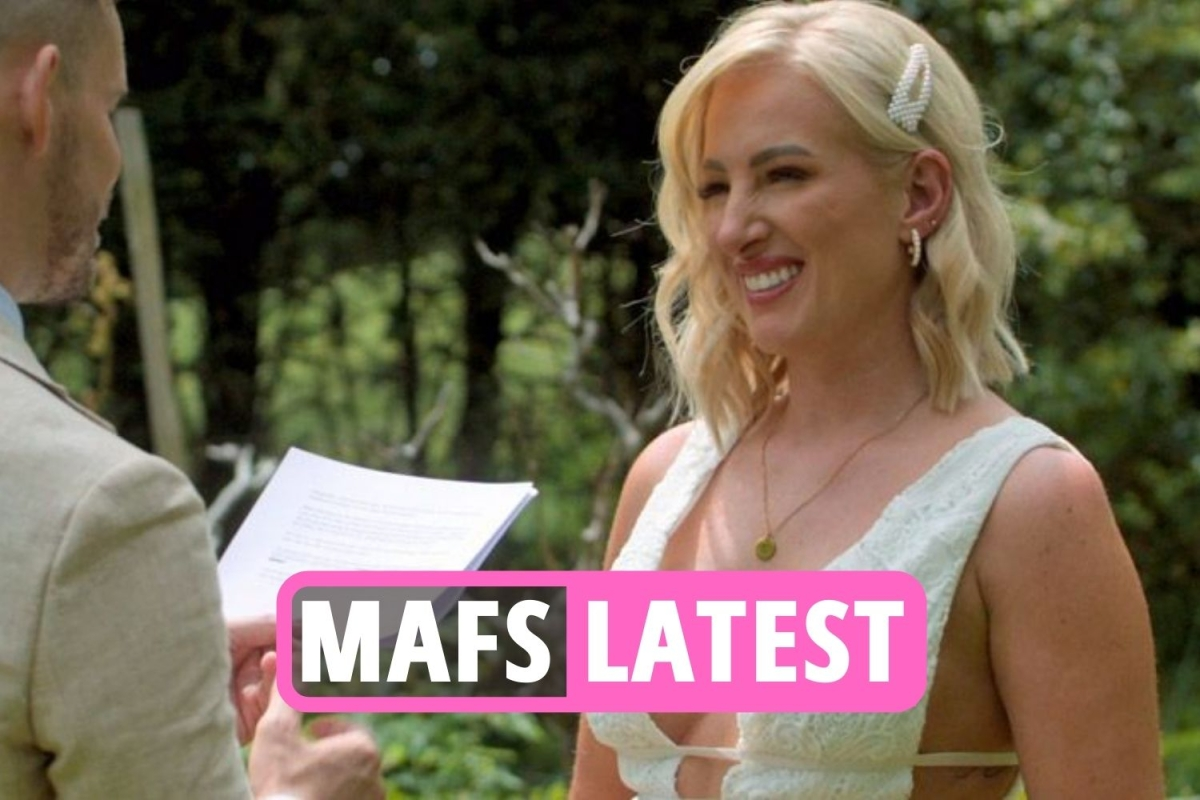 Married at First Sight UK 2021 – Morag rages at Luke plus Nikita's amazing return as fans FURIOUS as E4 plays wrong show